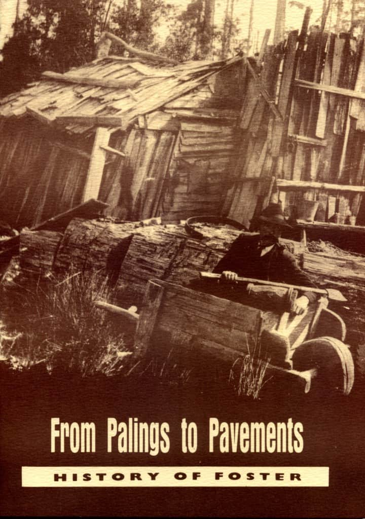 From Palings to Pavements