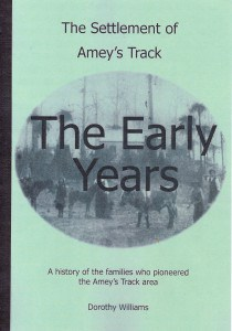 The Settlement of Amey's Track - The Early Years