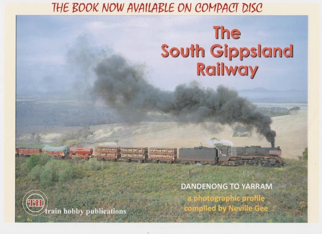 The South Gippsland Railway Compact Disc