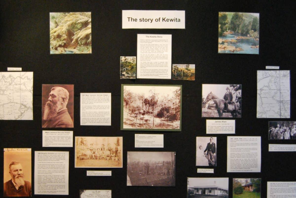 The Story of Kewita